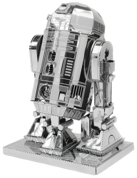 Star Wars R2-D2 Model Kit by Metal Earth